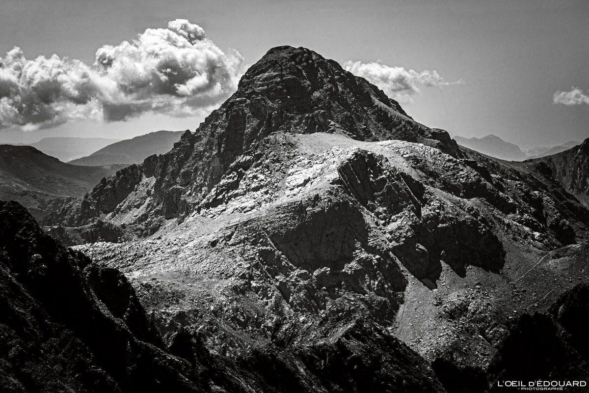 Caminhada Mont Bégo - Maciço du Mercantour Alpes-Maritimes Provença-Alpes-Côte d'Azur / Paisagem Caminhada na montanha Paisagem ao ar livre Caminhada na montanha Caminhada Trekking