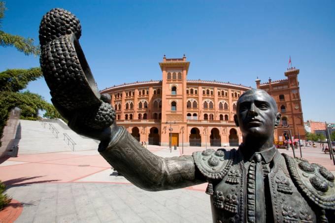 Plaza de Toros em Las Ventas, Madrid, Espanha
