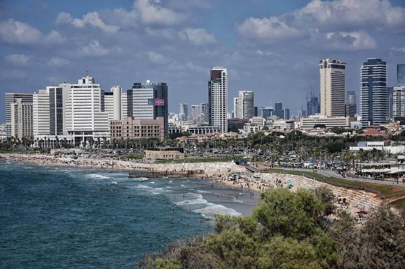 Melhores cidades mediterrâneas - Tel Aviv