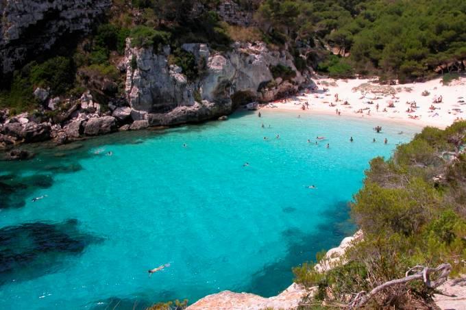 Menorca, Ilhas Baleares, Espanha