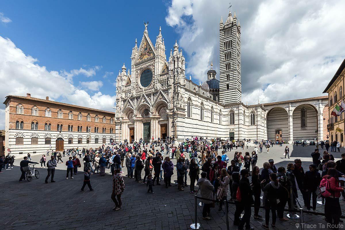 Catedral de Siena / Catedral de Siena © Trace Ta Route