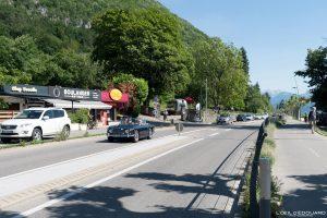 Route Avenue de Chavoires - Rua Le Petit Port Annecy-le-Vieux Alpes Haute Savoie França