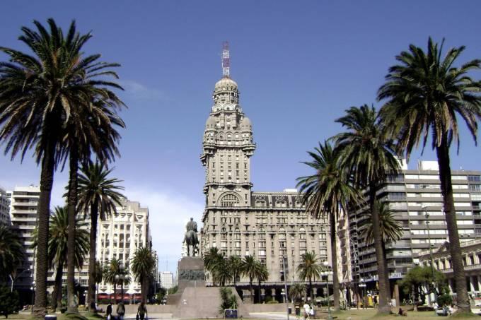 Palacio Salvo Montevidéu Uruguai