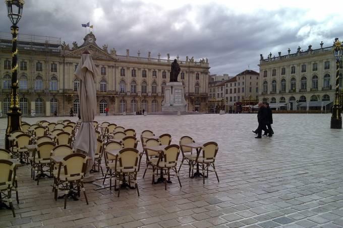 Nancy da França