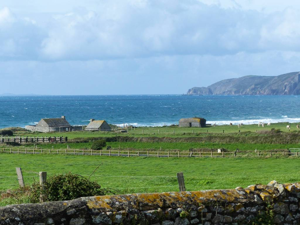 Paysage d Irlande dans le Cotentin