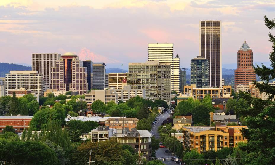 Cidade de Portland, EUA