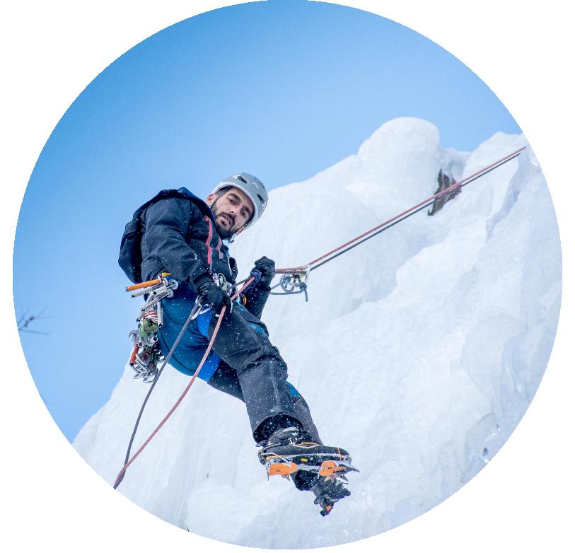 Guillaume Fustier - Alpine First Aid Outdoor Alpine rescue