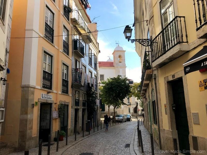 Lisboa Food Tour Review - Ruas de Lisboa
