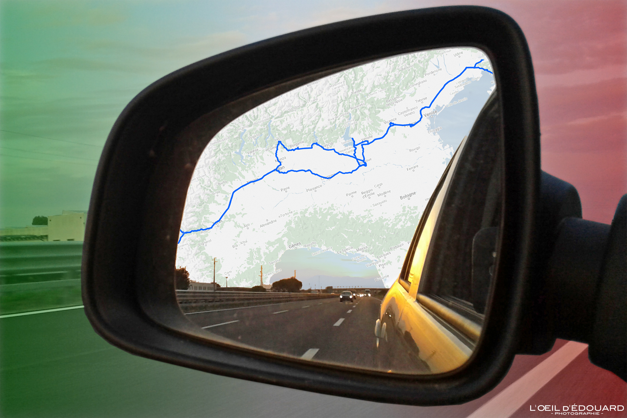 Road Trip Italie Nord 0 Trace Ta Route blog voyage 1