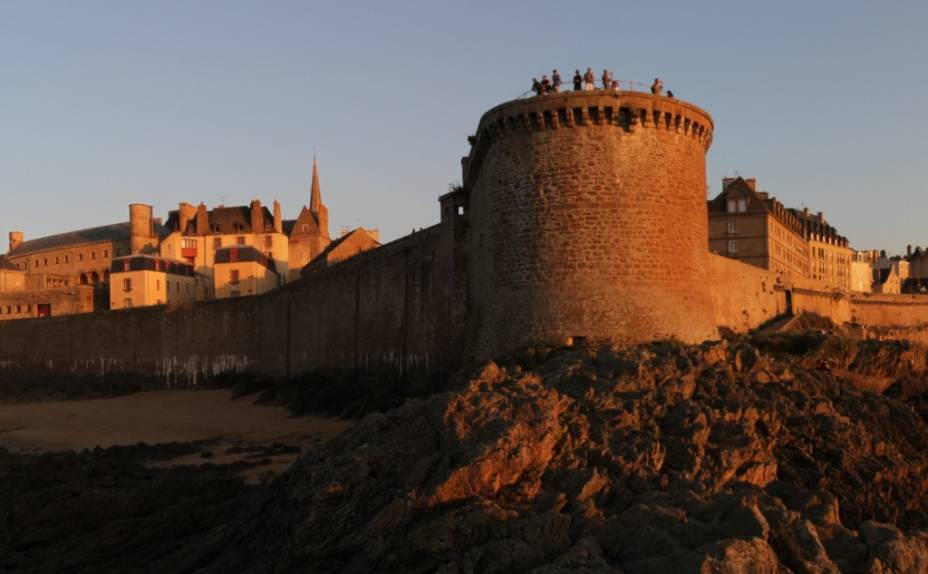 Muros de Saint Malo