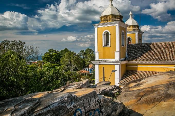 Catedral de São Thomé das Letras (MG)