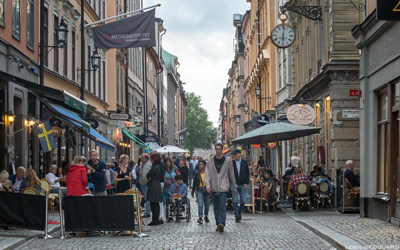 Stockholm Gamla Stan Lilla Nygatan 1 Trace Ta Route blog voyage