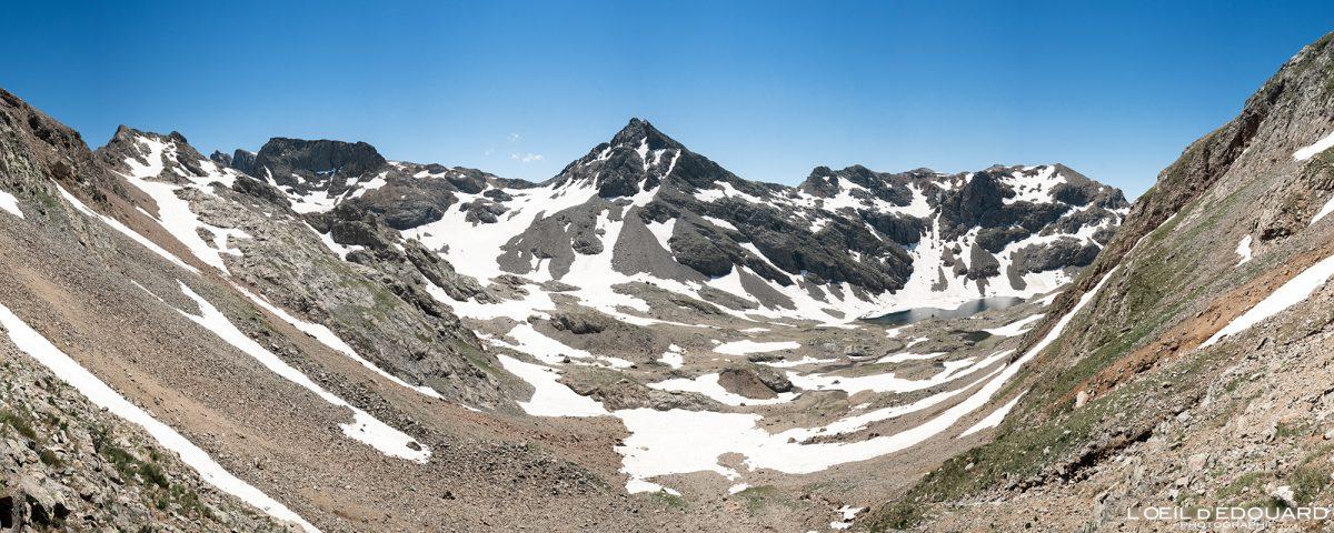 Pic du Grand Domènon e Grand Lauzière Caminhadas Alpes Belledonne Isère França Paisagem Picos de montanhas Caminhadas ao ar livre Caminhada Alpes franceses Paisagem montanhosa