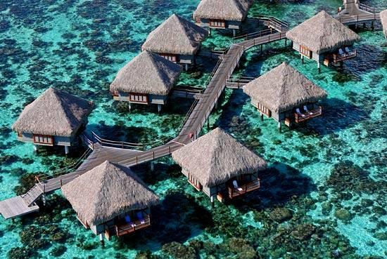Le Meridien Tahiti, Polinésia Francesa