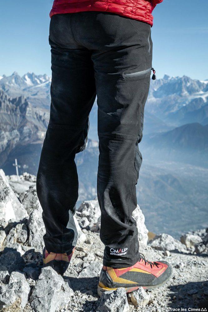 Teste: Calça de caminhada CimAlp Explore H - avaliação de calça de caminhada