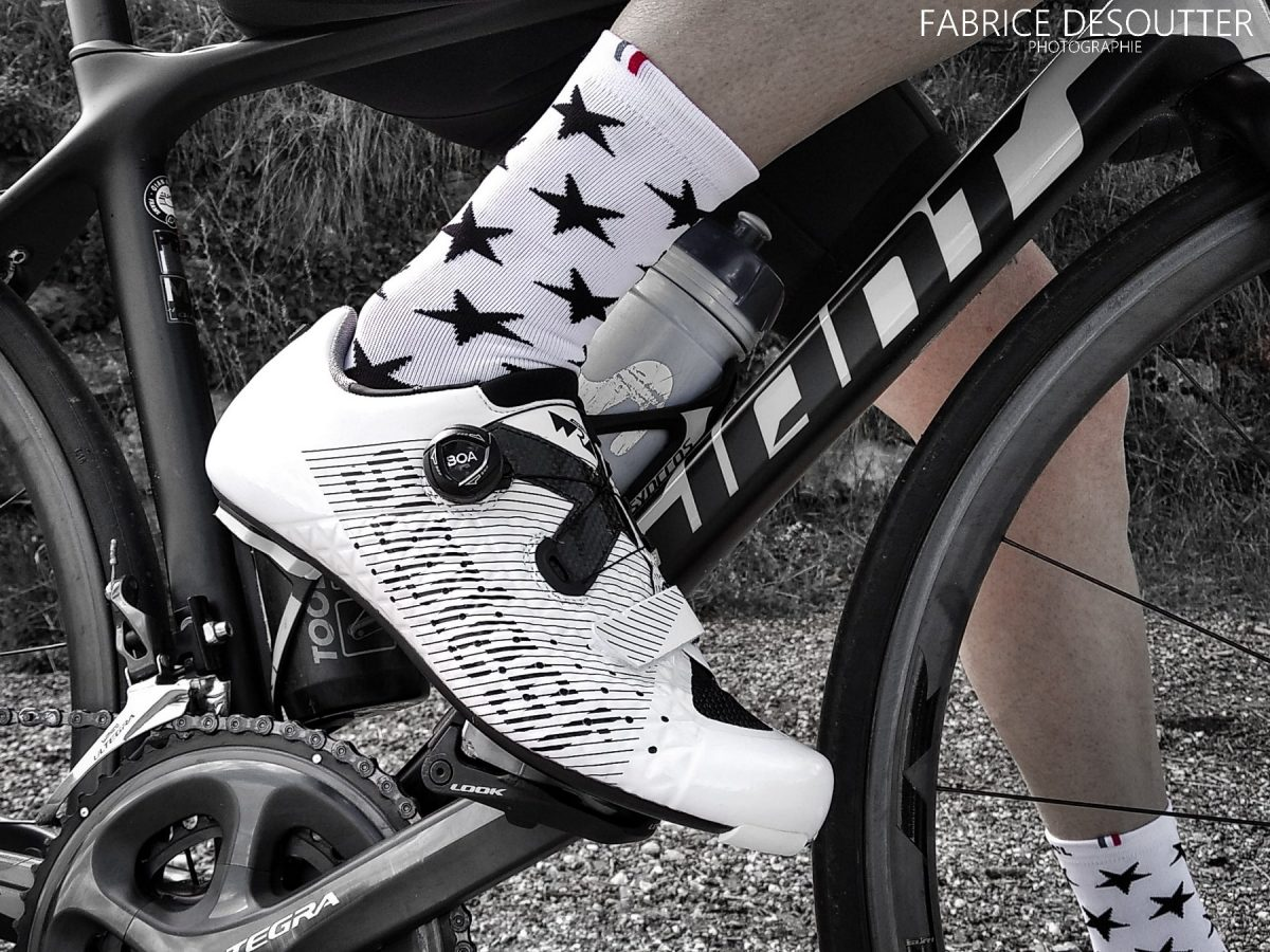 Teste de calçado de ciclismo Suplest Edge 3 Teste de calçado de ciclismo