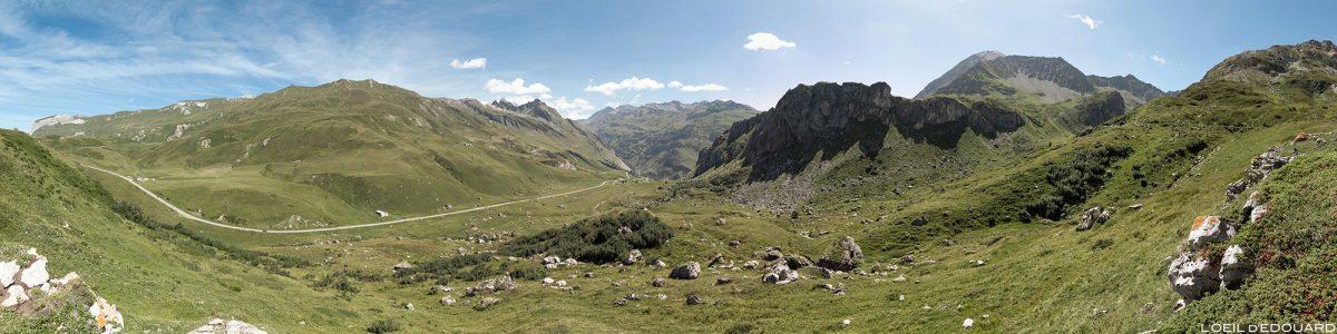 Le Cormet de Roselend, Alpes Le Beaufortain da Sabóia