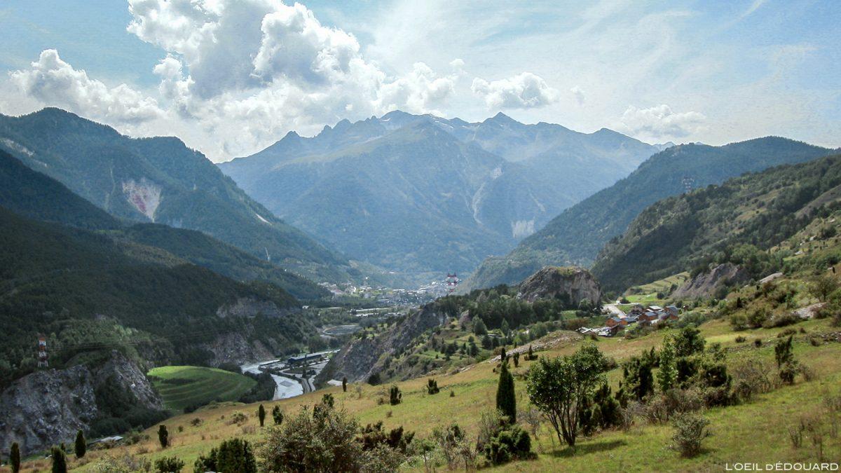 Modane e o vale Savoie Maurienne