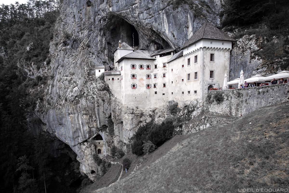 Castelo Predjama, Eslovênia - Castelo Postojna Jama Postojna Eslovênia © L'Oeil d'Édouard