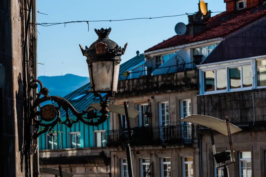 Vigo é a maior cidade da Galiza e também a porta de entrada para as Rias Baixas