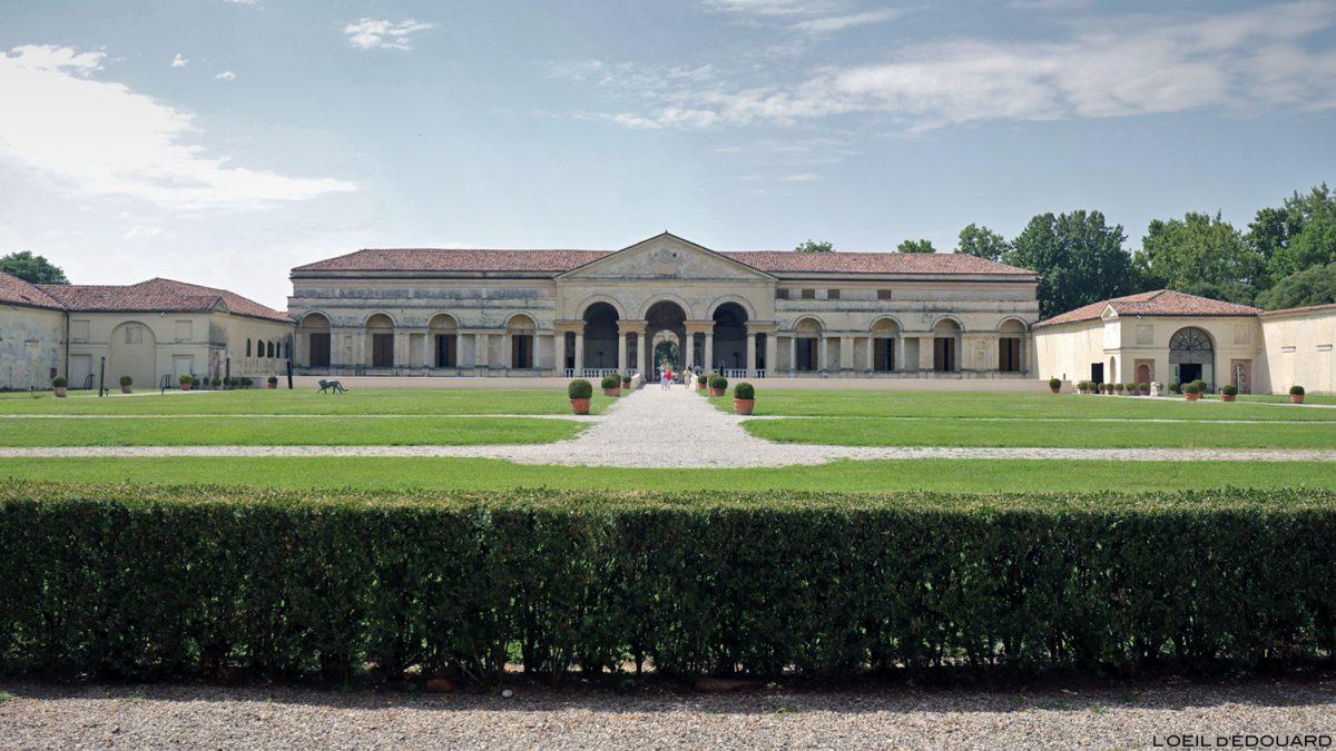 Palazzo Te, Mântua Itália / Palazzo Te, Mântua Itália Itália (arquitetura Giulio Romano)