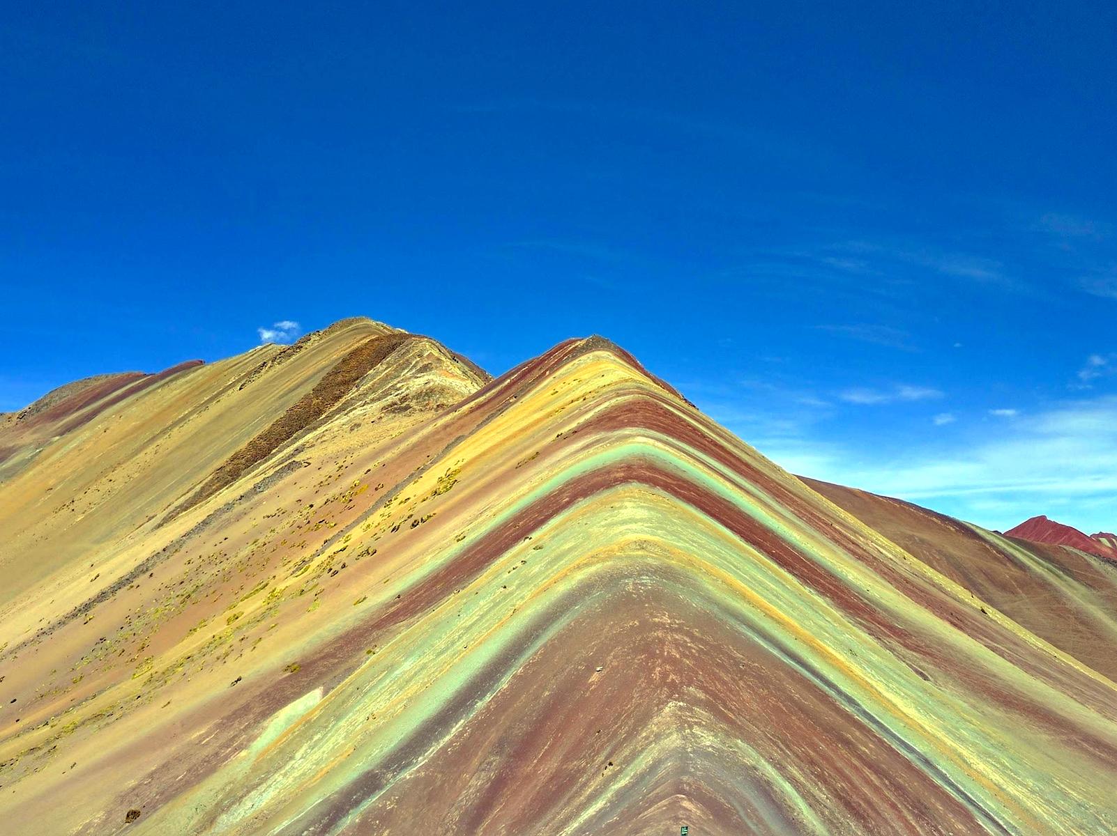 Rainbow Mountain e a missão Ausangate
