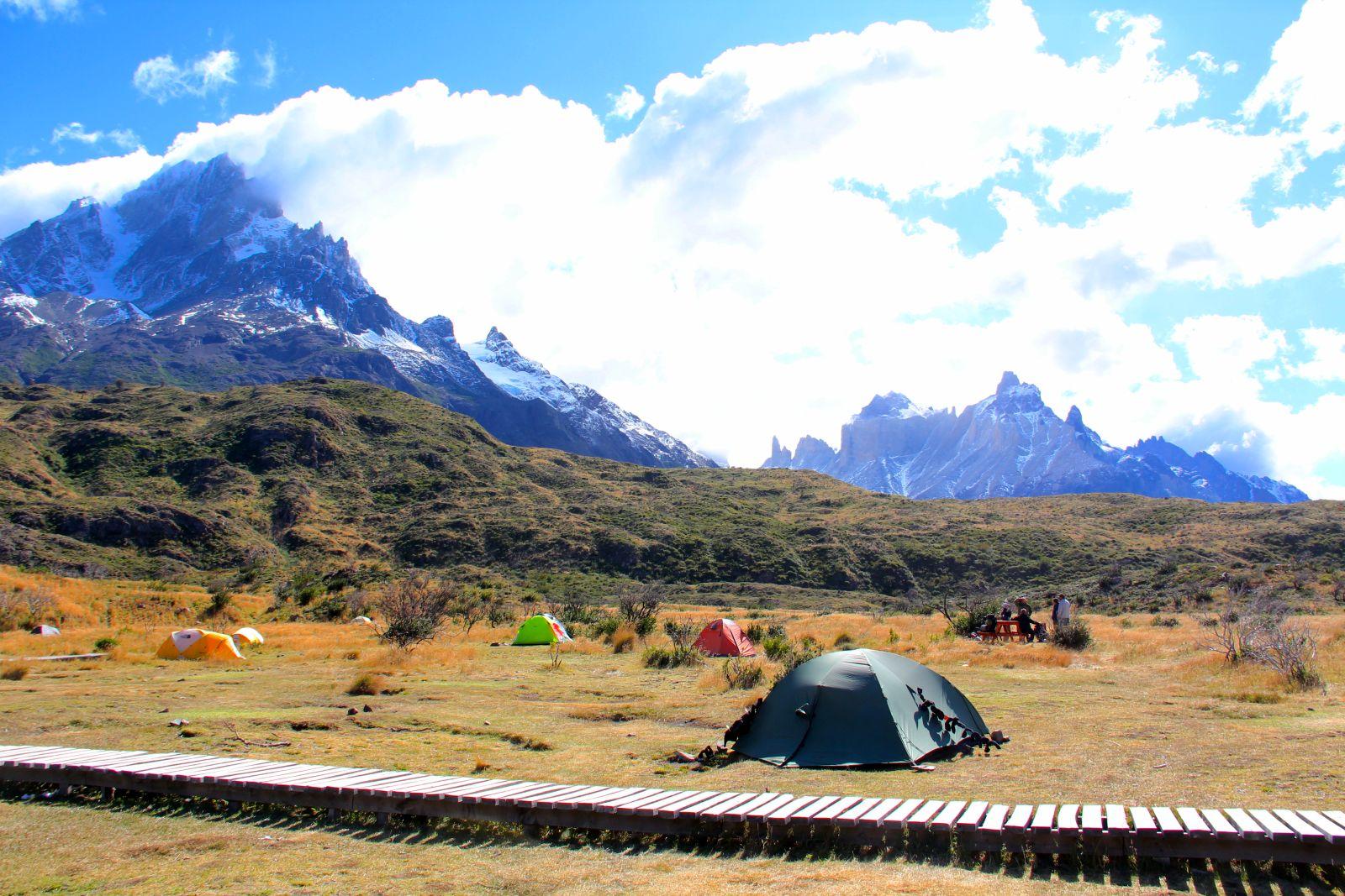 Uma caminhada pelas Torres del Paine Chile 2