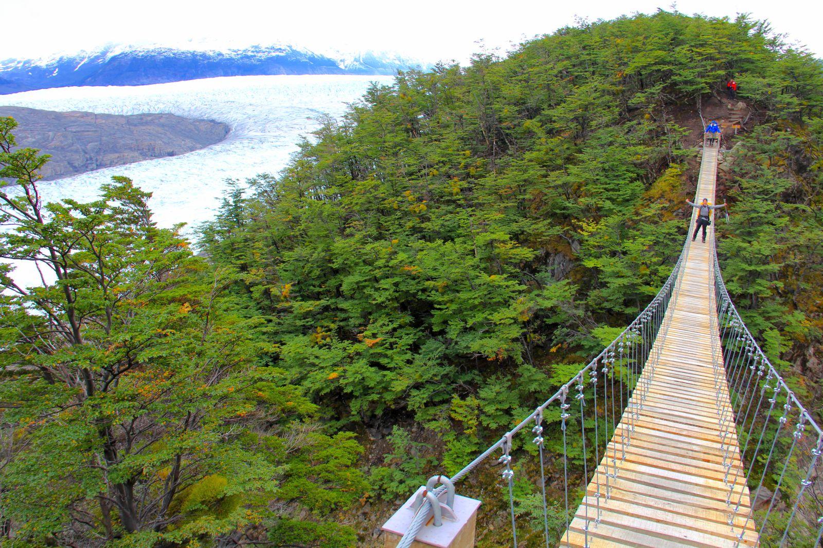 Uma caminhada pelas Torres del Paine Chile 3