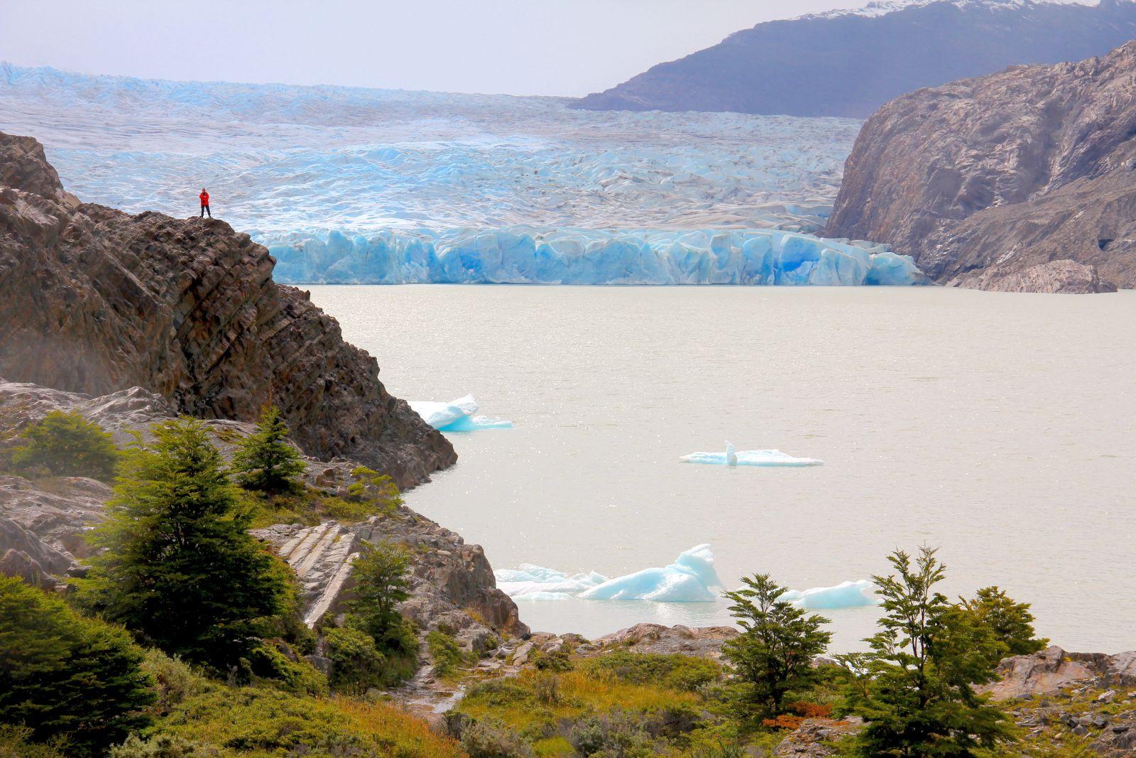Uma caminhada pelas Torres del Paine Chile 4