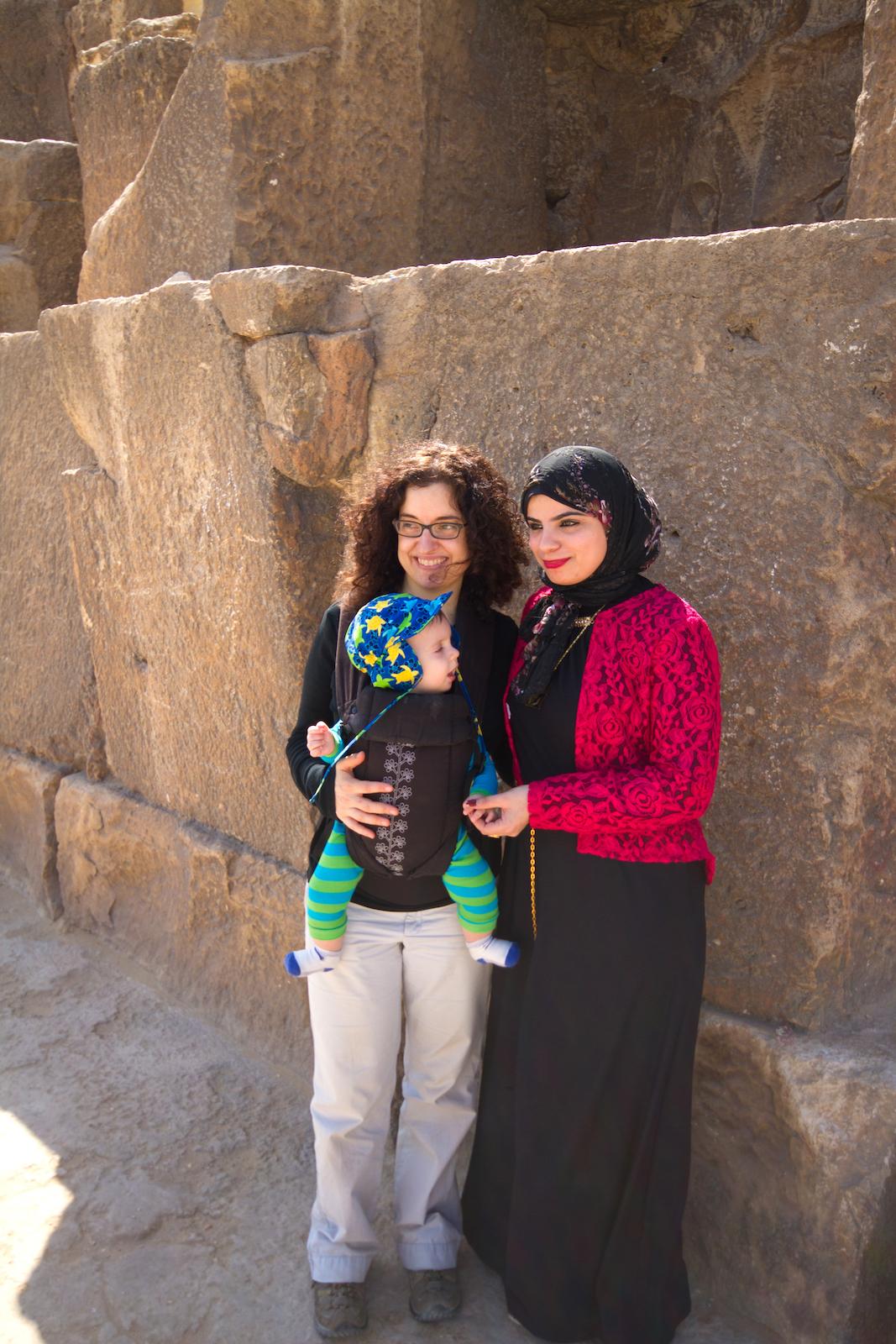 Por que eu levei meu bebê para o Egito 2