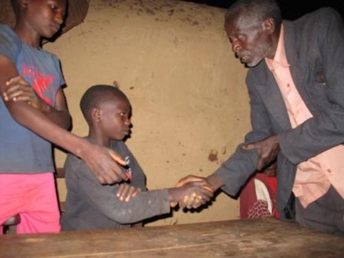 Uma promessa que se estende ao longo do tempo no Quênia