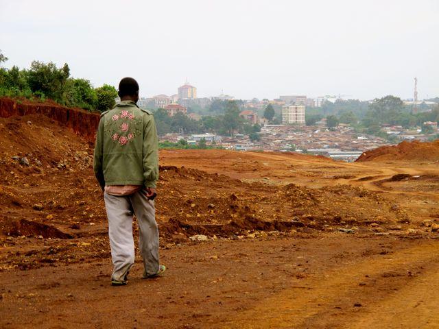 Subúrbios de Kibera