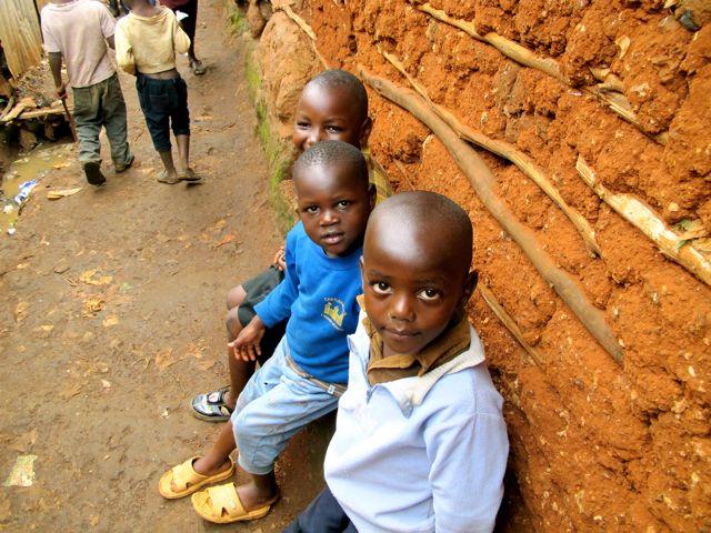 Trio kibera