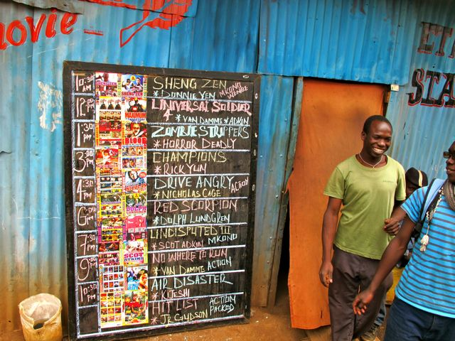 Kibera Cinema