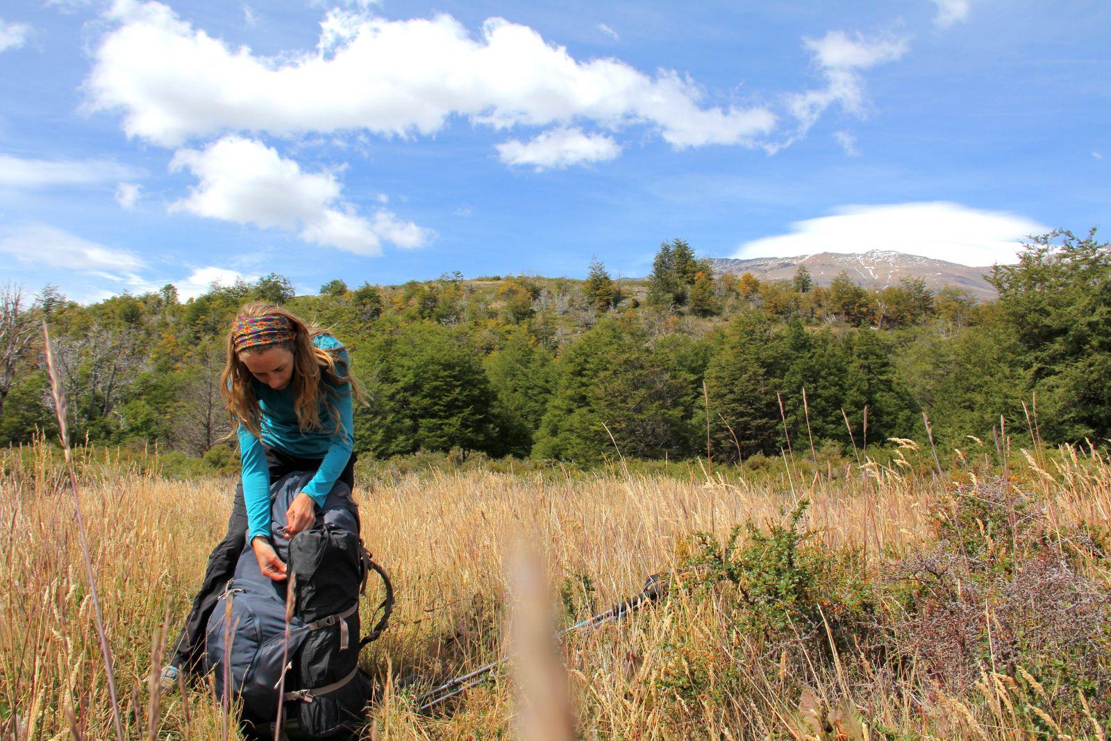 Como preparar uma barraca molhada uma excursao a Torres del