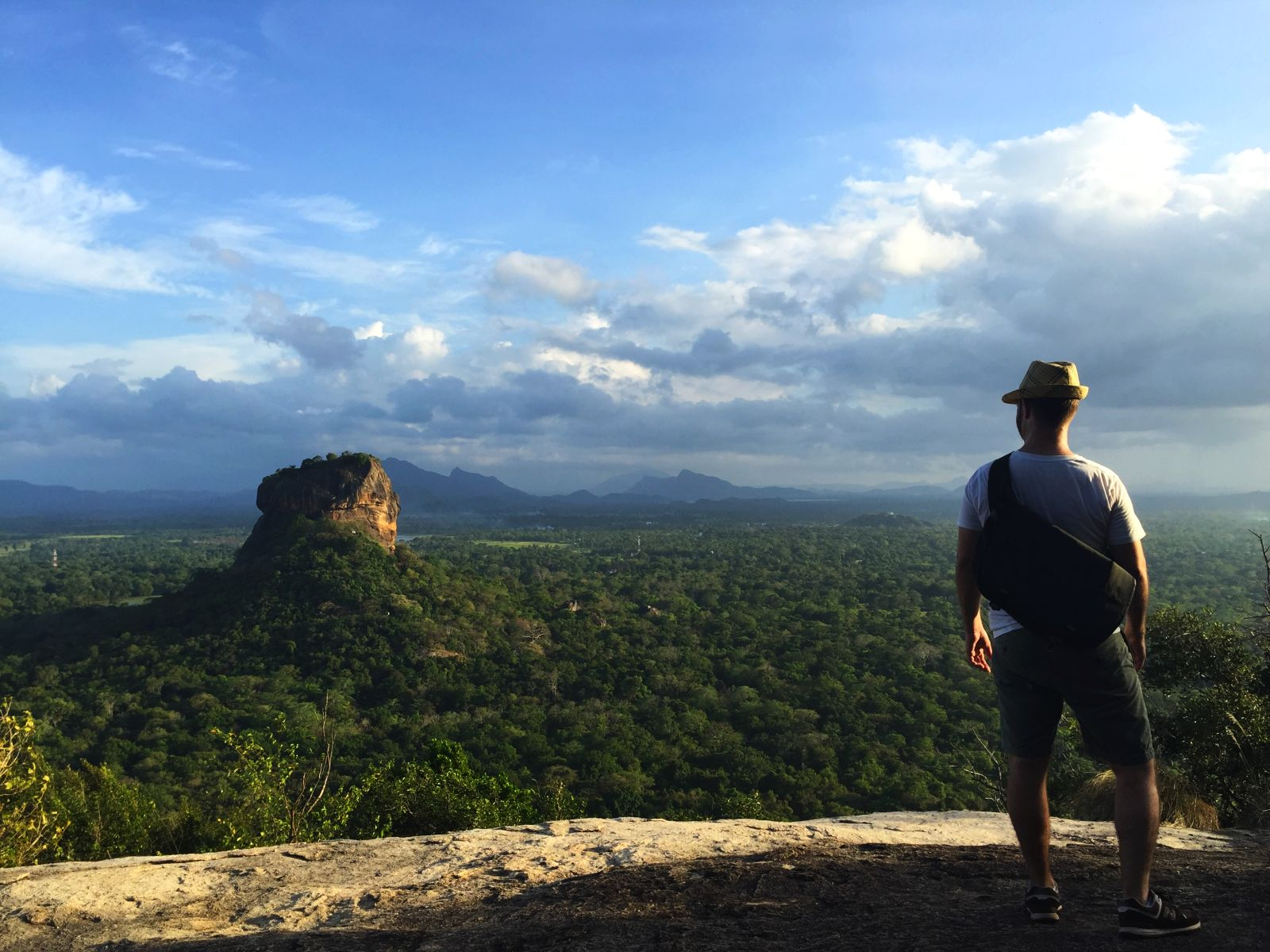 Uma viagem no tempo no Sri Lanka