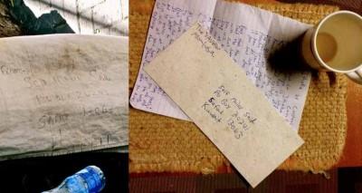 Carta do viajante