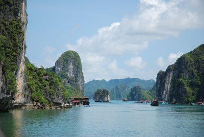 Algumas ideias apos a formatura com Halong Bay
