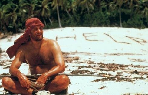 Em que ilha Tom Hanks ficou preso em Cast Away