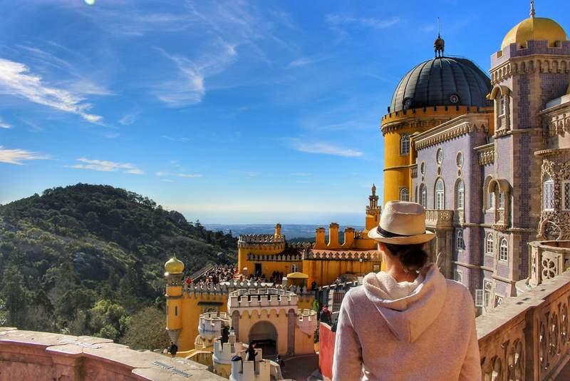 Blog de viagens através da história