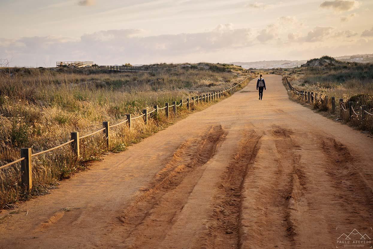 O que ver no Algarve - Passadiços de Alvor