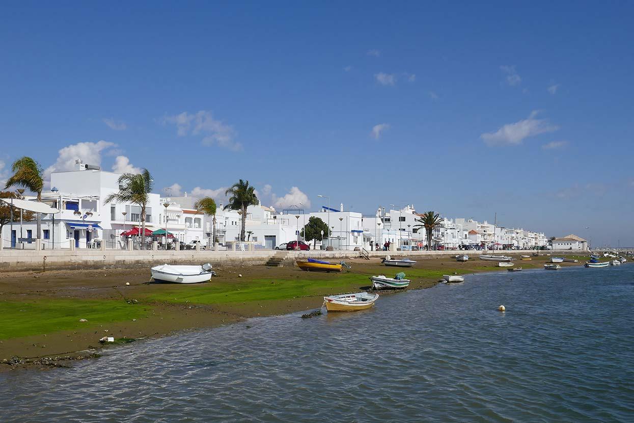 Locais a visitar no Algarve - santa luzia