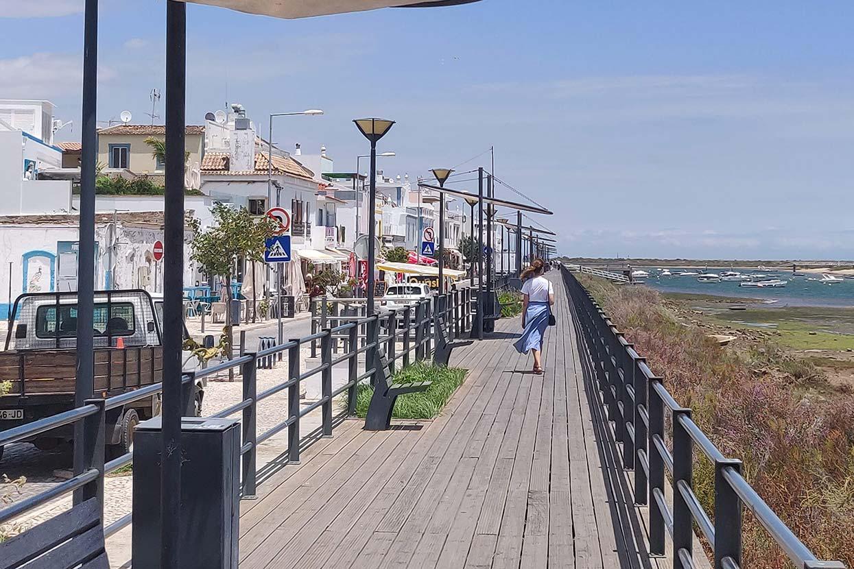 Ou o que visitar no Algarve - cabanas de tavira