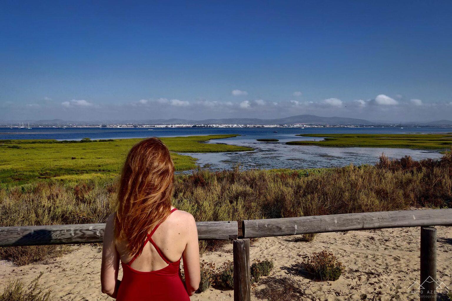 Caminho da Ilha da Culatra, Ria Formosa