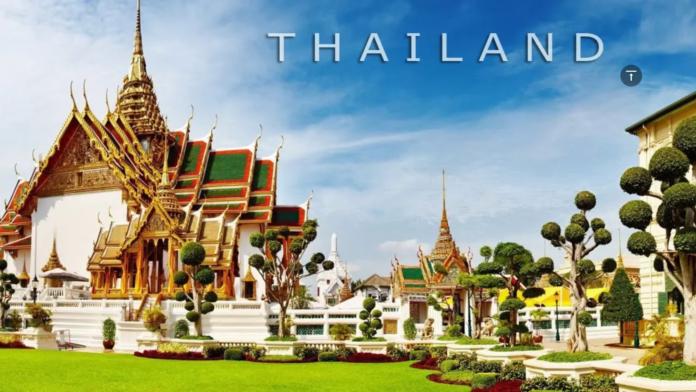 viagem a thailanda