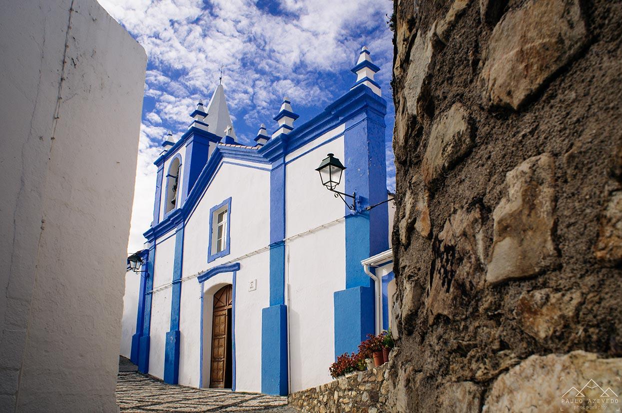 Igreja de Alegrete, Alto Alentejo