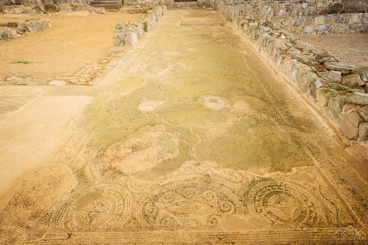 Villa romana da torre de palma, alto alentejo