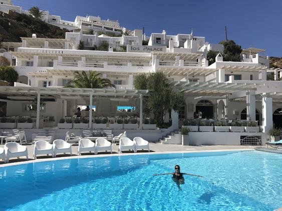Onde se hospedar na ilha de Ios Grecia